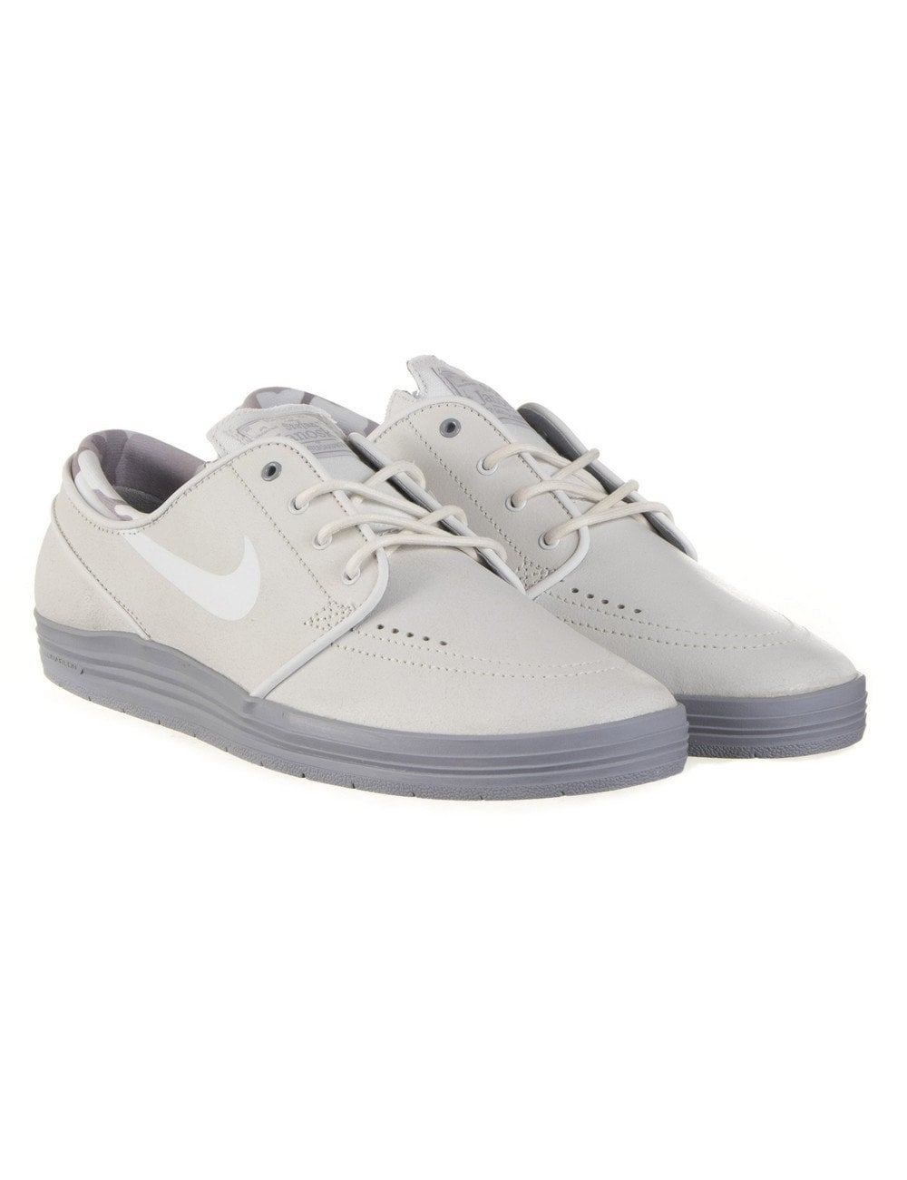 737e69da5937 Nike SB Lunar Stefan Janoski Shoes - Summit White - Footwear from ...