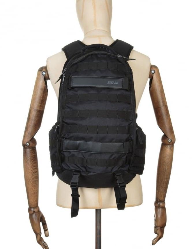 Nike SB RPM Backpack - Black/Black