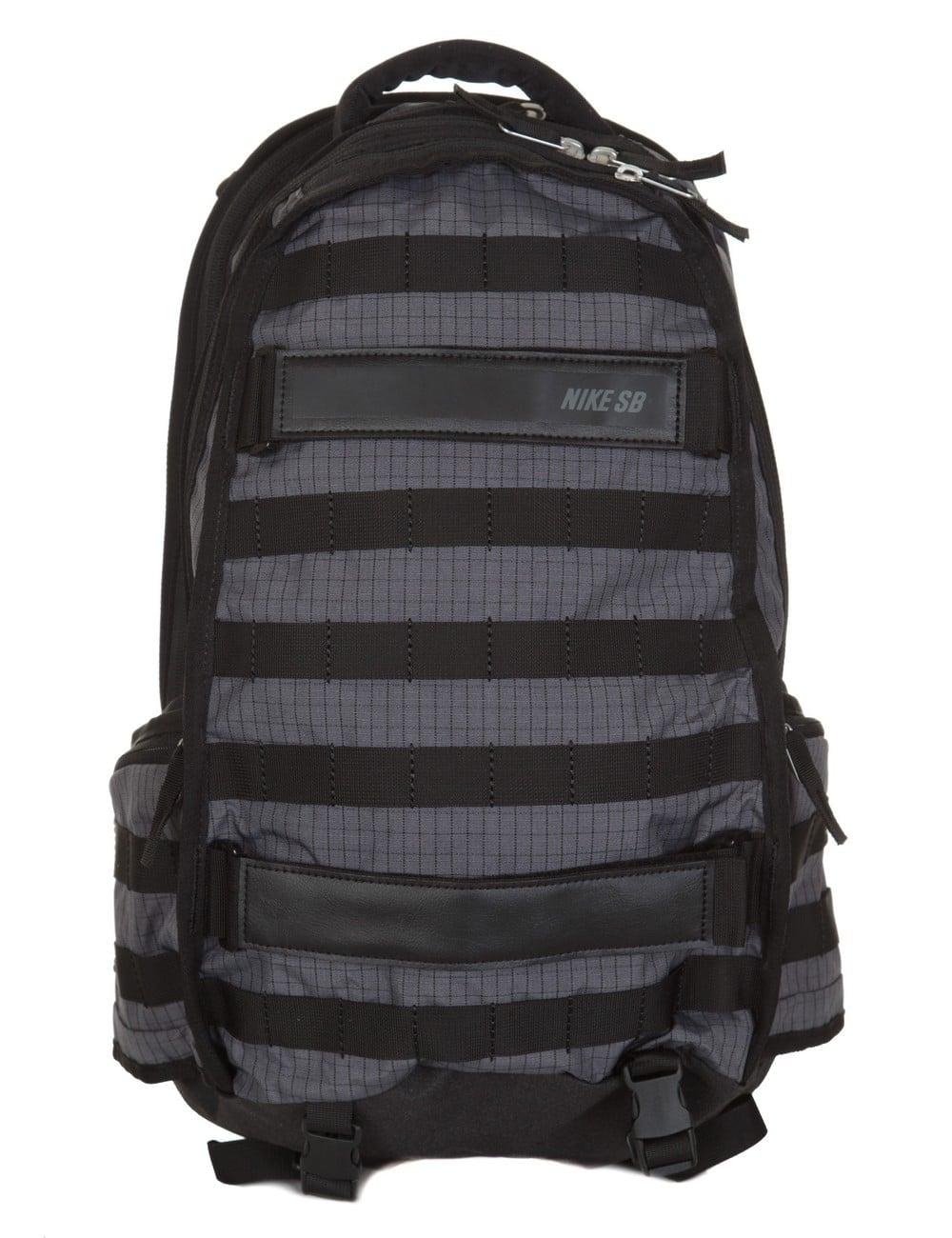 39d215a6f3 Nike SB RPM Backpack - Dark Grey Black - Bag Shop from Fat Buddha ...