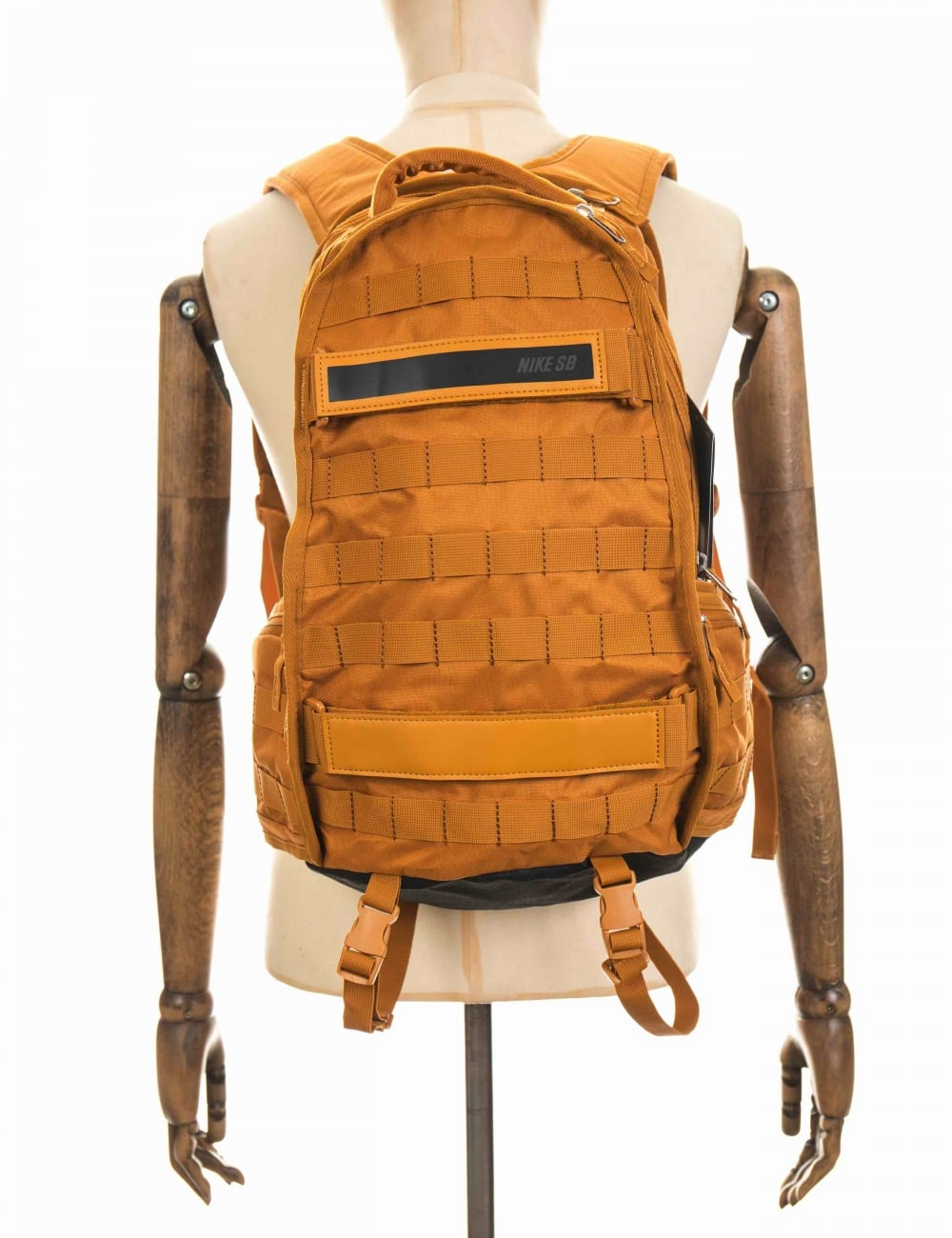 ea396a21969c Nike SB RPM Backpack - Desert Ochre - Accessories from Fat Buddha ...