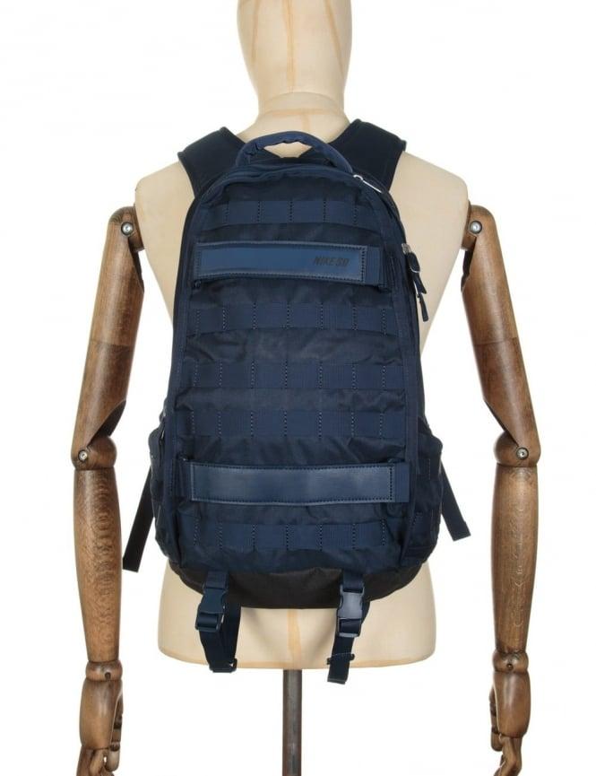 Nike SB RPM Backpack - Obsidian/Dk Purple