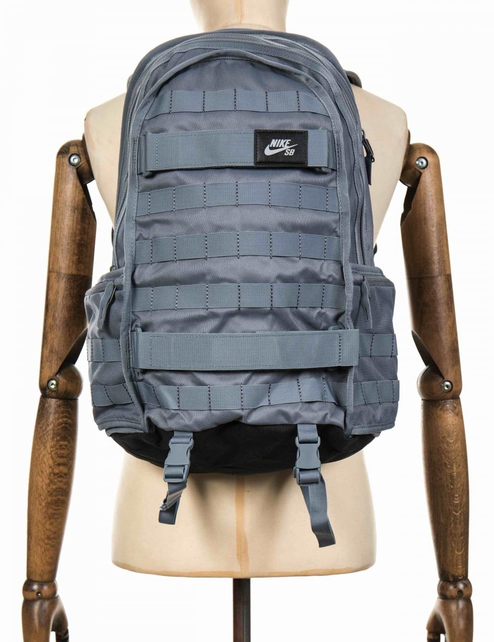 191419fd45a Nike SB RPM Backpack - Thunder Grey - Accessories from Fat Buddha ...
