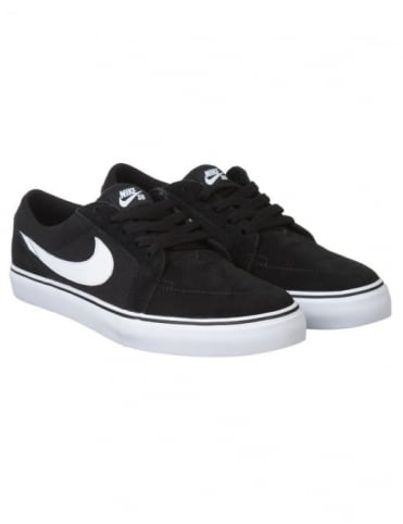 Nike SB Satire II Shoes - Black/White