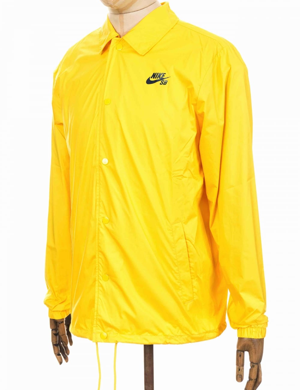 cfd12f2a8b40 Nike SB Shield Coach Jacket - Tour Yellow - Clothing from Fat Buddha ...