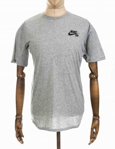 Skyline Cool Tee - Grey Heather
