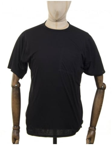 Nike SB Skyline DFC Pocket T-shirt - Black