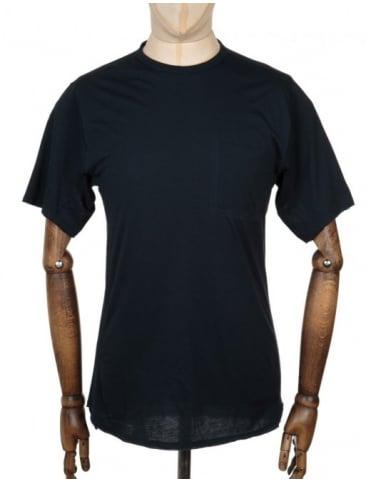 Nike SB Skyline DFC Pocket T-shirt - Navy
