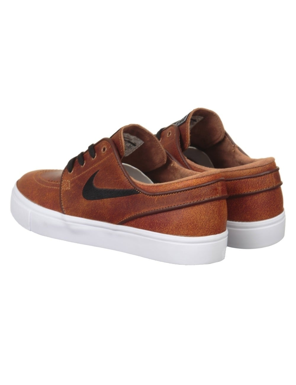 sports shoes 04caa ba064 Stefan Janoski Elite Shoes - Ale Brown/Black