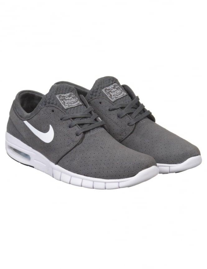 Buty Nike SB Stefan Janoski MAX L QS blackmetalic cool grey