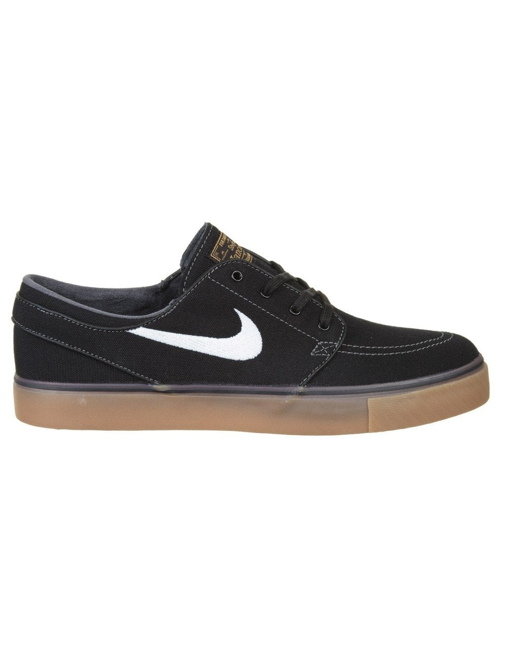 Nike SB Stefan Janoski Shoes - Black