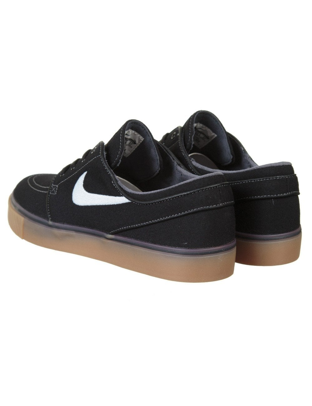 8bc2db213ae Nike SB Stefan Janoski Shoes - Black Gum Sole - Footwear from Fat ...