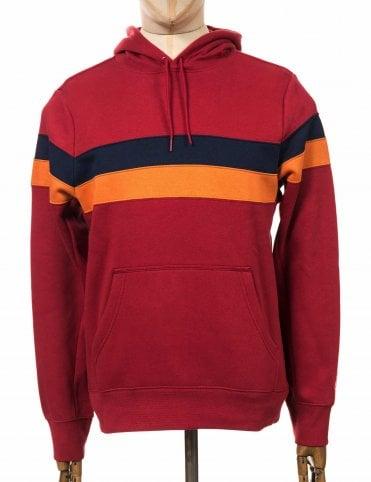 cef7466b7 Stripe Hooded Sweatshirt - Team Crimson/Obsidian Sale · Nike SB ...