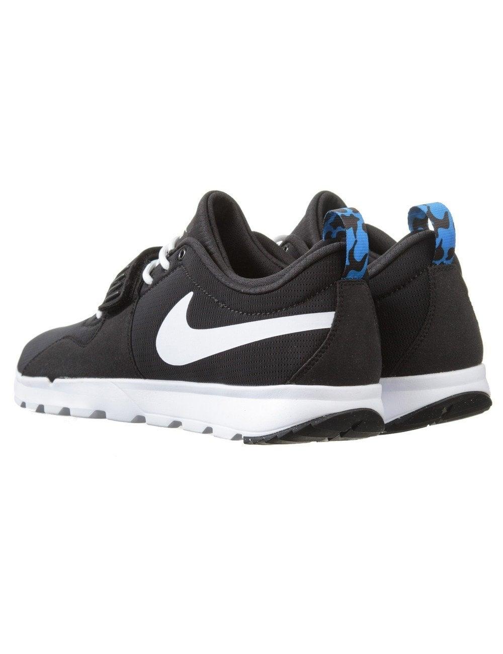 prix discount jeu avec mastercard Nike Chaussures Sb Trainerendor Se Colorier En Noir Et Blanc SLi1va2kU2