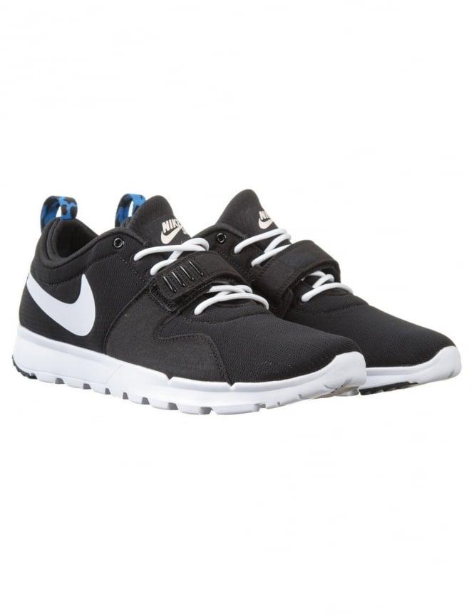 Nike SB Trainerendor SE Shoes - Black/White