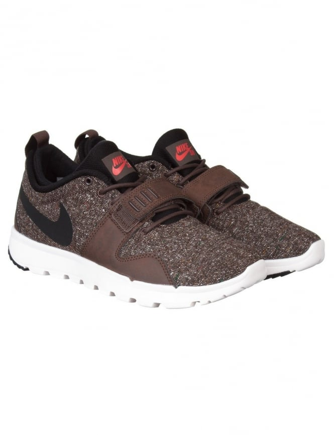 Nike SB Trainerendor Shoes - BRQ Brown