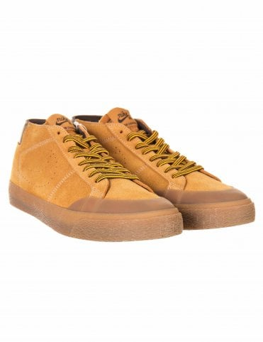f9dbaffd977e Nike SB Zoom Blazer Chukka XT Premium Trainers - Bronze