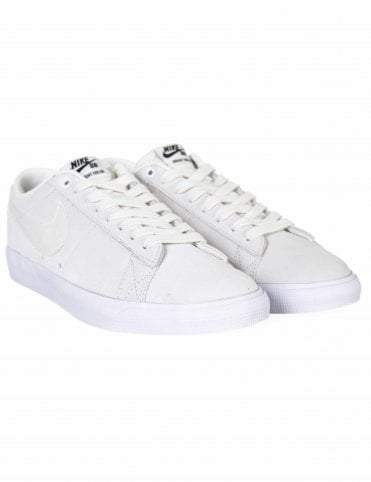 new style f75be 44018 Nike SB Zoom Blazer Low GT Shoes - Summit White