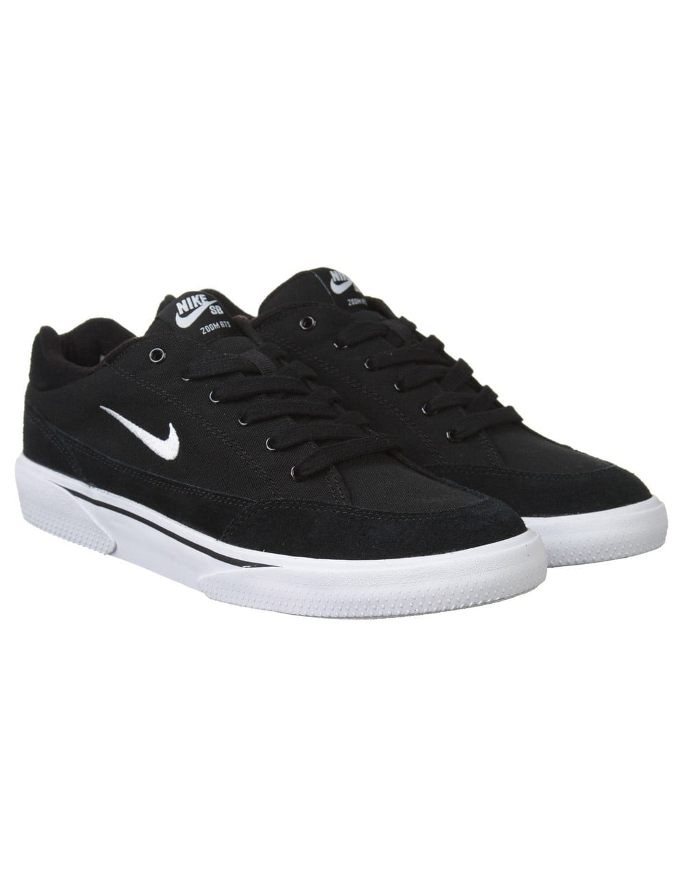 promo code b95e8 17e31 Nike SB Zoom GTS Shoes - Black White