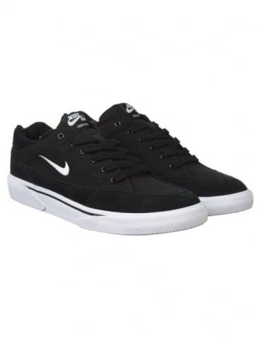 Nike SB Zoom GTS Shoes - Black/White