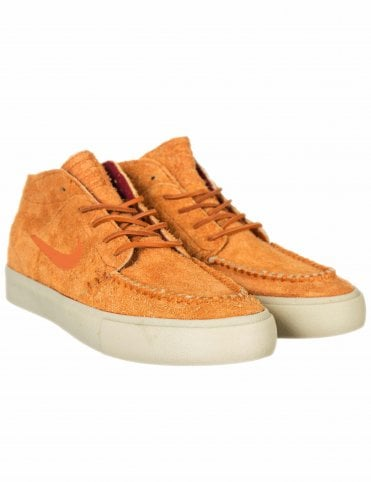 buy popular 86acc 0c22b Nike SB Zoom Janoski Mid RM Crafted Trainers - Cinder Orange