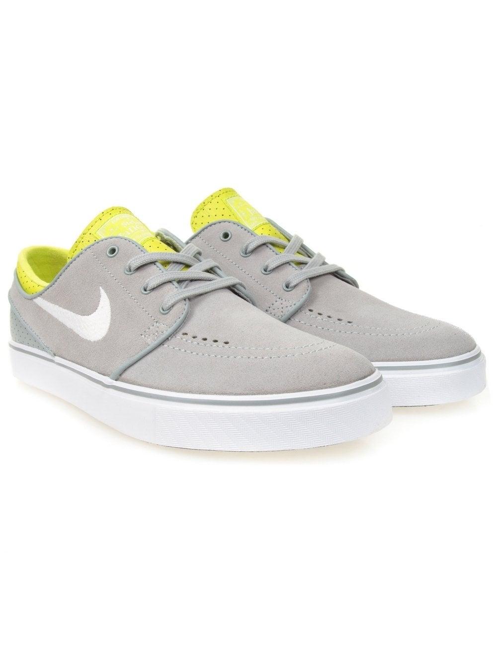 100% authentic 90024 e0b62 Nike SB Zoom Stefan Janoski - Base Grey