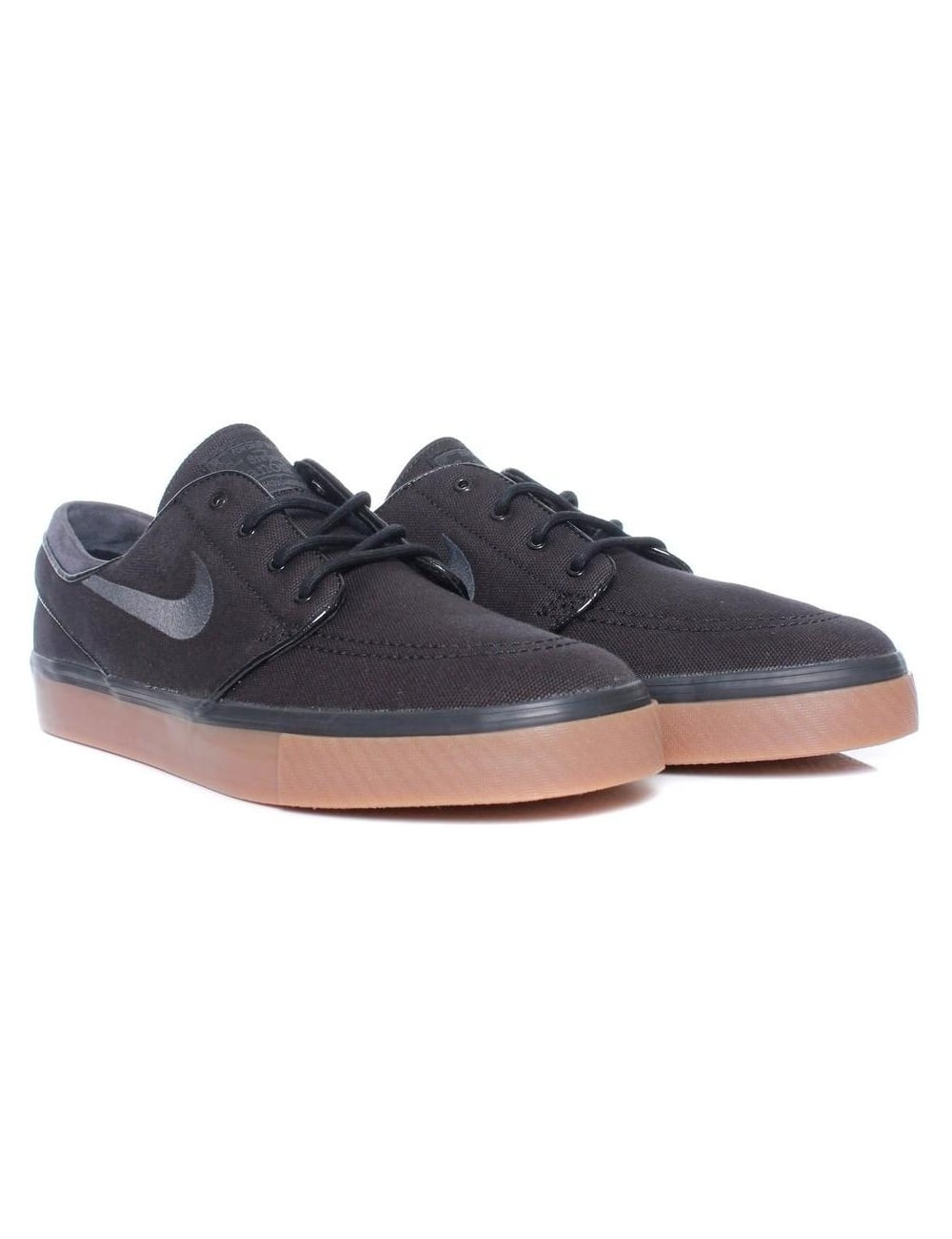 Nike Sb Janoski Goma Negro Uk Top