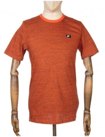 Nike Shoe Box T-shirt - Team Orange