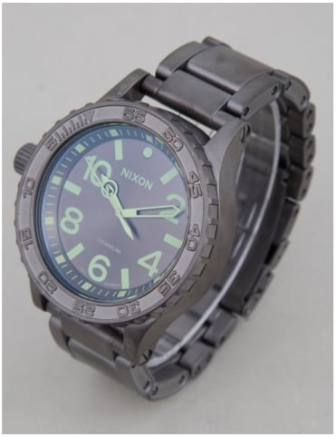 51-30 Ti Tide Watch - Gunmetal