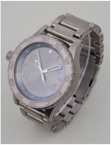 Nixon 51-30 Ti Tide Watch - Titanium
