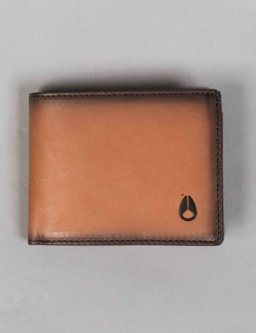 Arc Bi-Fold Wallet - Tan