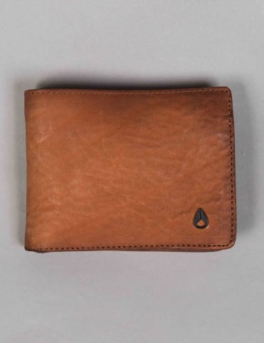 Arc SE Bi-Fold Wallet - Brown Wash