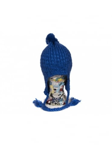 Nixon Backatcha Beanie - Royal