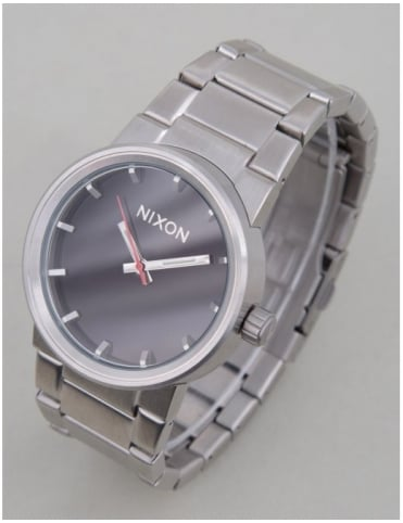 Nixon Cannon Watch - Black