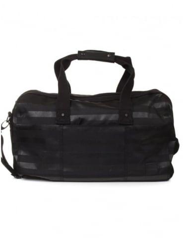 Nixon Convoy Duffle Bag - Black Stripe