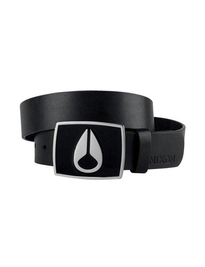 Nixon Enamel Icon belt - Black