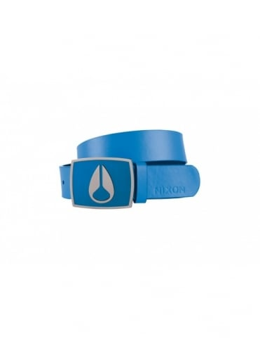 Nixon Enamel Icon Women's belt - Royal