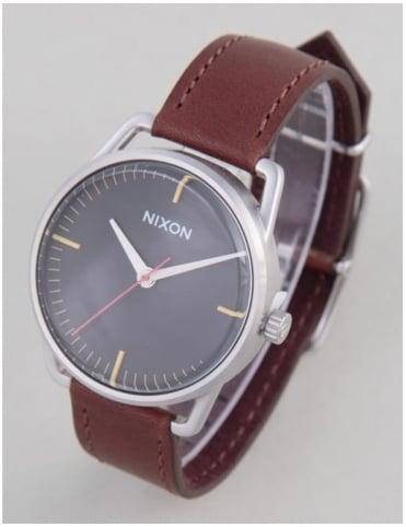 Nixon Mellor Watch - Black/Brown