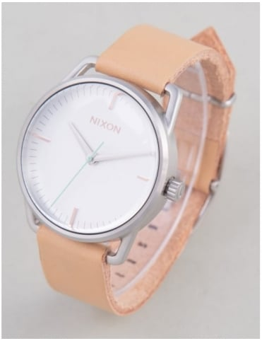 Nixon Mellor Watch - Natural/Silver