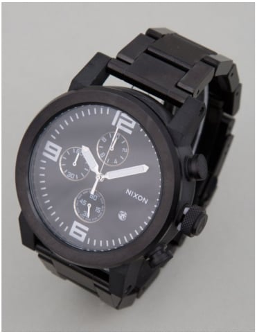 Ride SS Watch - All Black