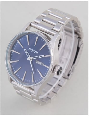 Sentry SS Watch - Blue Sunray