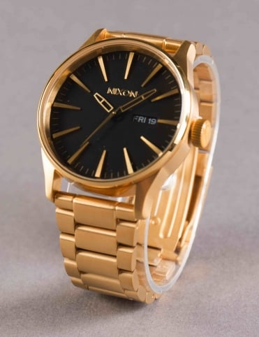 Sentry SS Watch - Gold/Black