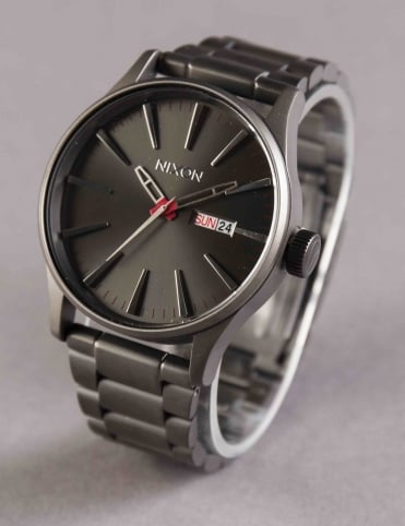 Sentry SS Watch - Gunmetal