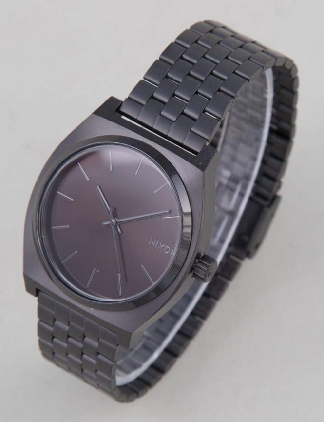 Nixon Time Teller Watch - All Black