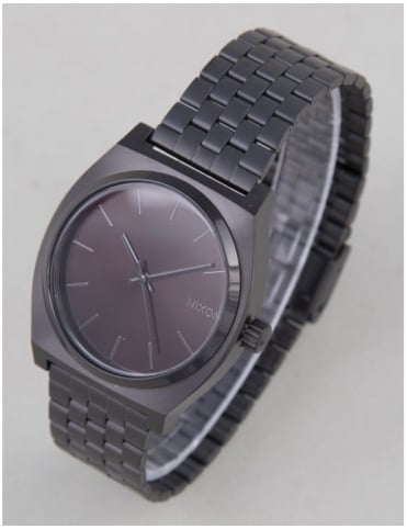 Time Teller Watch - All Black