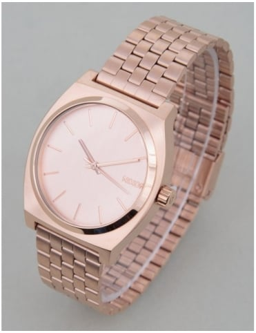 Time Teller Watch - All Rose Gold