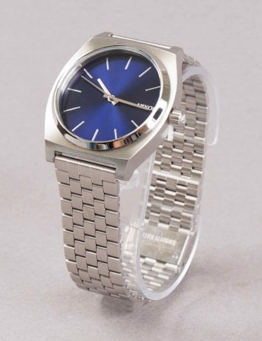 Time Teller Watch - Blue Sunray