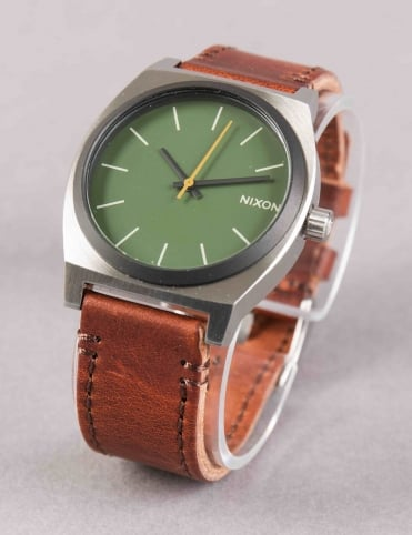 Time Teller Watch - Surplus/Brown