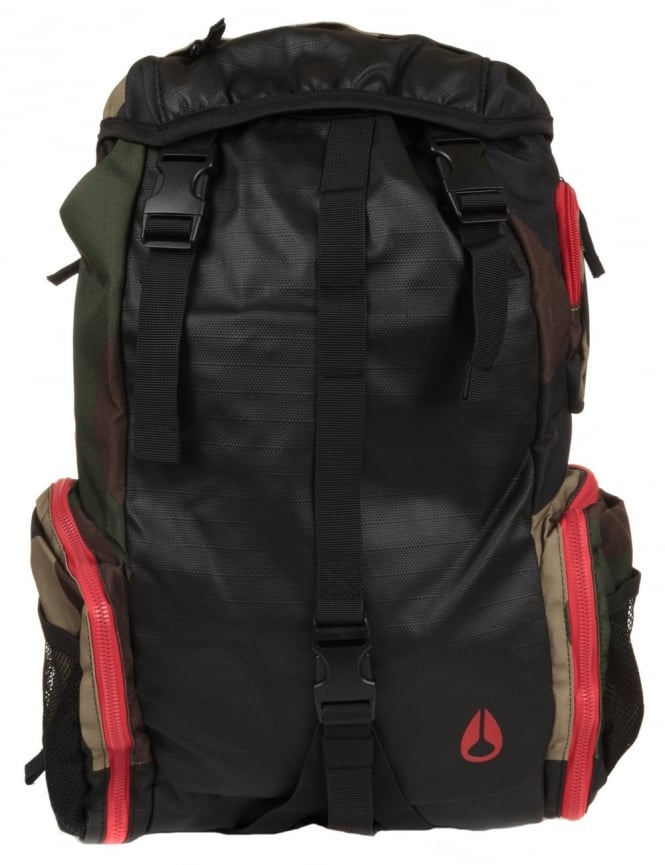 Nixon Waterlock Backpack II - Woodland