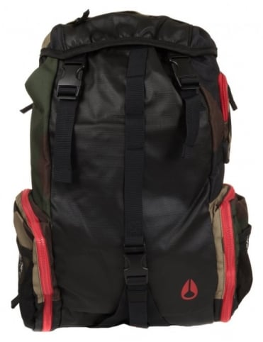 Waterlock Backpack II - Woodland