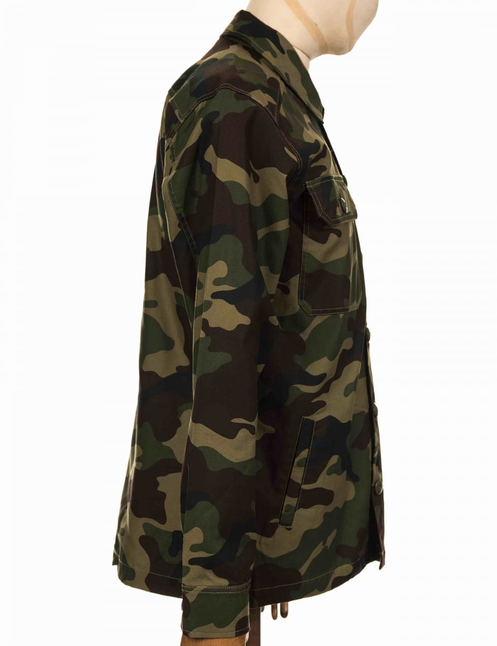 e1655c297973 Obey Clothing Breakdown Jacket - Camo - Clothing from Fat Buddha ...